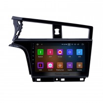 Android 11.0 9 inch GPS Navigation Radio for 2017-2019 Venucia D60 with HD Touchscreen Carplay Bluetooth support Digital TV