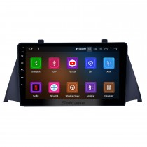 Android 11.0 9 inch GPS Navigation Radio for 2015 Zotye Domy x5 with HD Touchscreen Carplay USB Bluetooth support DVR DAB+