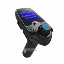 Car Bluetooth FM MP3 Player with Dual USB Ports Built-in intelligent Decoding Chip