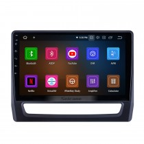 10.1 inch For 2020 Mitsubishi ASX Radio Android 9.0 GPS Navigation System Bluetooth HD Touchscreen Carplay support OBD2