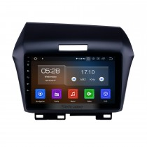 9 inch Android 9.0 GPS Navigation Radio for 2013 Honda Jade with HD Touchscreen Carplay AUX WIFI Bluetooth support DVR OBD2 TPMS
