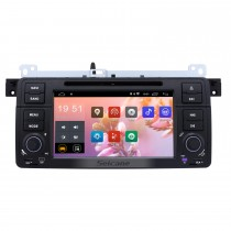 7 Inch Android 8.1 In Dash Radio For 2000-2006 BMW 3 Series M3 E46 316i  Rover 75 MG ZT GPS Navigation Car DVD Player Audio system Bluetooth Radio Music Support Mirror Link 3G WiFi DAB+