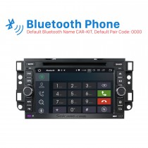 2006-2011 Chevy Chevrolet LOVA Android 8.0  HD 1024*600 touch screen   Radio GPS navigation system DVD player  Bluetooth Music OBD2 DVR Rearview camera TV 1080P Video 3G WIFI Steering Wheel Control USB Mirror link