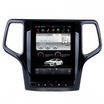 10.4 inch HD Touch Screen Android 6.0 2012 2013 Jeep Grand Cherokee GPS Navigation Radio with Bluetooth WIFI Support Backup Camera Digital TV