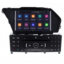 OEM 2008 2009 2010 - 2014 Mercedes Benz GLK X204 GLK350 GLK320 GLK280 GLK250 GLK220 GLK200 Android 9.0 Radio GPS Navigation DVD with 1024*600 touchscreen bluetooth Wifi OBD2 Mirror Link