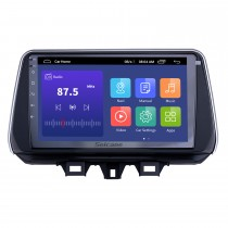 For Hyundai New SantaFe 2018-2019 Radio Android 10.0 HD Touchscreen 9 inch GPS Navigation System with WIFI Bluetooth support Carplay DVR