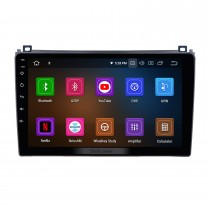 OEM Android 11.0 for 2006-2010 Proton GenⅡRadio with Bluetooth 9 inch HD Touchscreen GPS Navigation System Carplay support DSP