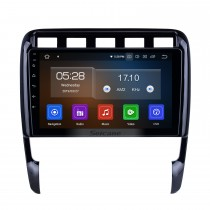 OEM Android 10.0 for Porsche Cayenne 2003-2011 Radio with Bluetooth 9 inch HD Touchscreen GPS Navigation System Carplay support DSP