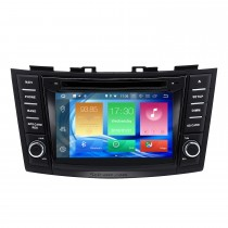 Android 9.0  Car Stereo for 2011 2012 2013 Suzuki Swift with DVD GPS Radio 3G WiFi TV Bluetooth Touch Screen DVR Rearview Camera