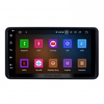 Android 9.0 2007-2012 Suzuki Jimny 7 Inch HD Touchscreen Car Stereo Radio Head Unit GPS Navigation Bluetooth WIFI Music Support Steering Wheel Control USB OBD2 Rearview Camera