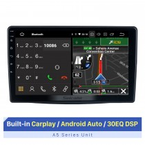 10.1 inch Android 10.0 for 2012 Fiat 500L Radio GPS Navigation System With HD Touchscreen Bluetooth support Carplay TPMS