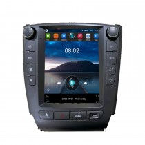 Android 10.0 9.7 inch for 2006-2012 LEXUS IS LOW END Radio with HD Touchscreen GPS Navigation System Bluetooth support Carplay TPMS
