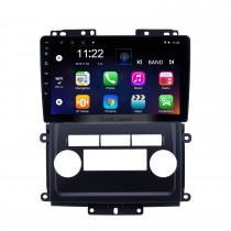 OEM 9 inch Android 8.1 Radio for 2009-2012 Nissan Frontier/Xterra Bluetooth WIFI HD Touchscreen GPS Navigation support Carplay DVR Rear camera