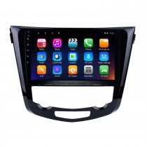 10.1 inch HD Touchscreen Android 8.1 2014 Nissan QashQai X-Trail GPS Navigation Radio with Bluetooth WiFi Mirror Link USB support Backup Camera OBD2