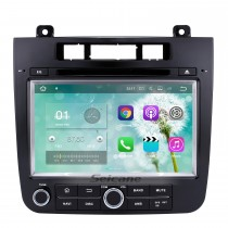 Android 7.1 2011-2014 VW  Volkswagen TOUAREG Radio DVD player Bluetooth navigation system with Quad-core CPU 16 Flash HD touch screen OBD DVR  Rear view camera TV Bluetooth 3G WIFI USB SD