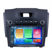 8 inch 1024*600 Touchscreen 2012 2013 2014 Chevy Chevrolet Trailblazer S10 Android 9.0 Radio DVD GPS Navigation Sytem with Wifi Backup Camera Bluetooth Mirror Link OBD2 DAB+ DVR AUX
