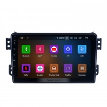 Android 10.0 For 2008-2014 OPEL Agila 2008-2012 SUZUKI Splash Ritz Radio 9 inch GPS Navigation System with Bluetooth HD Touchscreen Carplay support SWC