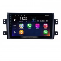 9 inch Android 8.1 HD Touchscreen GPS Navigation Radio for 2006-2012 Suzuki SX4 with Bluetooth Music WIFI support 1080P Video OBD2 DVR