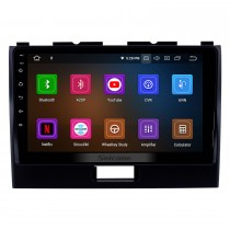 2010-2018 Suzuki WAGONR 9 Inch Android 9.0 Car Stereo GPS Navigation System Radio with HD Touchscreen Bluetooth WIFI USB Support DAB+ OBDII SWC