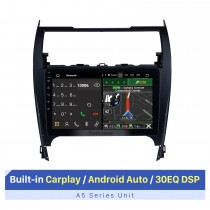 9 inch Android 10.0 for TOYOTA CAMRY  2012 2013 2014 2015 2016 2017 Radio GPS Navigation System With HD Touchscreen Bluetooth support Carplay OBD2