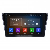 OEM 10.1 inch Android 9.0 Radio for 2014 Peugeot 408 Bluetooth Wifi HD Touchscreen GPS Navigation Carplay USB support OBD2 Digital TV 4G SWC RDS