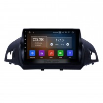 OEM 9 inch Android 9.0 Radio for 2013-2016 Ford Escape Bluetooth Wifi HD Touchscreen Music GPS Navigation Carplay support DAB+ Rearview camera