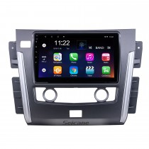 10.1 inch Android 10.0 for 2015 Nissan Patrol Radio GPS Navigation System With HD Touchscreen Bluetooth support Carplay