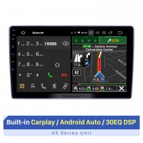 10.1 inch Android 10.0 GPS Navigation Radio for 2004-2013 Nissan Paladin With HD Touchscreen Bluetooth support Carplay Rear camera