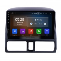 For 2002 Honda CRV Radio 9 inch Android 10.0 HD Touchscreen Bluetooth with GPS Navigation System WIFI Carplay support 1080P Video