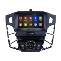 9 inch Android 9.0 GPS Navigation System Radio for 2011 2012 2013 Ford Focus with HD Touchscreen Carplay Bluetooth support 1080P DVR