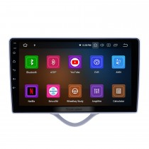 HD Touchscreen 9 inch Android 10.0 For JAC Tongyue RS 2008-2012 Radio GPS Navigation System Bluetooth Carplay support Backup camera