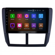 9 inch Android 10.0 2008 2009 2010 2011 2012 Subaru Forester HD Touchscreen Head Unit GPS Radio GPS Navigation System Bluetooth Support Steering Wheel Control DVR Vedio Carplay 3G/4G WIFI