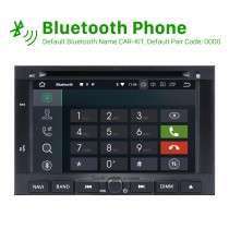 Android 9.0 2008-2013 PEUGEOT 5008 HD Touchscreen Radio DVD GPS Navigation System with Wifi Bluetooth OBD2 DAB+ DVR Mirror Link Steering Wheel Control Backup Camera