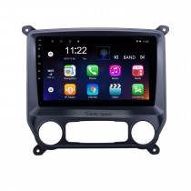 HD Touchscreen 10.1 inch Android 8.1 GPS Navigation Radio for 2014-2018 chevy Chevrolet Colorado with Bluetooth USB WIFI AUX support DVR Carplay SWC 3G