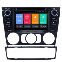 Android 9.0 in Dash Sat Nav Car Stereo System HD Multi-touch Screen for 2005-2012 BMW 3 E90 E91 E92 E93 316i 318i 320i 320si 323i 325i 328i 330i 335i 335is M3 316d 318d 320d 325d 330d 335d Radio Removal with 3G WiFi Bluetooth DVD