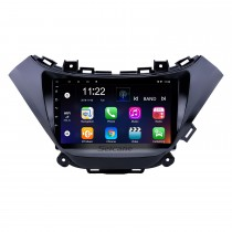 Android 9.0 9 inch Touchscreen GPS Navigation Radio for 2015-2016 chevy Chevrolet malibu with Bluetooth USB WIFI support Carplay SWC Rear camera