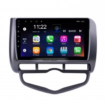 Android 8.1 9 inch HD Touchscreen GPS Navigation Radio for 2006 Honda Jazz City Auto AC RHD with Bluetooth support Carplay SWC DAB+