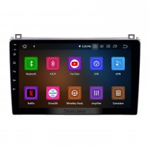 2006-2010 Proton GenⅡ Android 9.0 9 inch GPS Navigation Radio Bluetooth HD Touchscreen USB Carplay Music support TPMS DAB+ 1080P Video Mirror Link