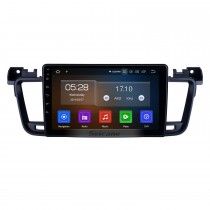 For 2011-2015 2016 2017 Peugeot 508 Radio HD Touchscreen 9 inch Android 11.0 Bluetooth with GPS Navigation System Carplay support 1080P
