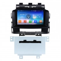 OEM Android 8.0 Radio DVD player GPS navigation system for 2010-2013 OPEL Astra J with HD touch screen Bluetooth OBD2 DVR Rearview camera TV 1080P Video 3G WIFI Steering Wheel Control USB Mirror link