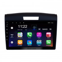 9 Inch Car Radio GPS Navigation System For 2011-2015 Honda CRV With  Remote Control Bluetooth Touch Screen
