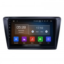 HD Touchscreen 9 inch Android 10.0 for 2017 Skoda Rapid Radio GPS Navigation System Bluetooth Carplay support Backup camera