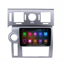 Android 11.0 For 2008 Hummer H2 LHD Radio 9 inch GPS Navigation System Bluetooth HD Touchscreen Carplay support SWC