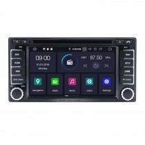Android 9.0 DVD Player 2008-2013 SUBARU Forester XV Impreza  Radio Upgrade with Bluetooth GPS Navigation Head Unit Touch Screen 3G WiFi Mirror Link AUX Steering Wheel Control Rearview Camera 1080P video