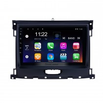 Android 8.1 9 inch HD Touchscreen GPS Navigation Radio for 2018 Ford Ranger with Bluetooth USB AUX support Carplay DVR SWC