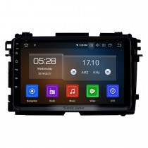 9 inch 2015-2017 HONDA VEZEL XVR Android 9.0 GPS Navigation System with Bluetooth WIFI Radio support OBD2 USB Backup Camera Didital TV Steering wheel Control Mirror Link