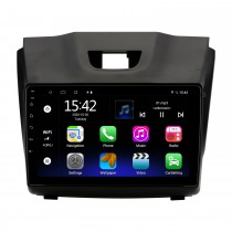 9 inch Chevy Chevrolet S10 2015-2018 ISUZU D-Max Android 10.0 Radio GPS navigation system HD 1024*600 touch screen Bluetooth DVR Rearview camera OBD2 TV WIFI Steering Wheel Control USB Mirror link