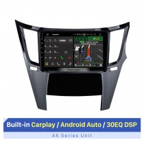 Android 10.0 For Subaru Outback  RHD Radio 9 inch GPS Navigation System with Bluetooth HD Touchscreen Carplay support DSP