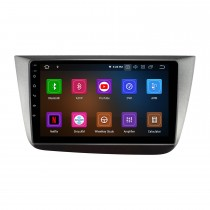 Android 11.0 For SEAT ALTEA LHD 2004-2015 Radio 9 inch GPS Navigation System with Bluetooth HD Touchscreen Carplay support SWC