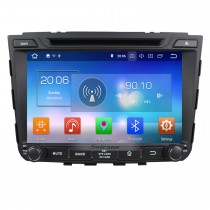 8 inch Touchscreen 2014 2015 Hyundai IX25 Android 8.0 Radio DVD Player GPS Navigation System with Bluetooth Music Mirror Link Backup Camera 4G WIFI DVR DAB+ TPMS